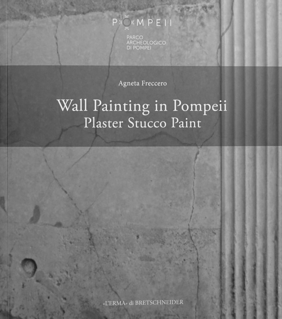 publications cover wall painting