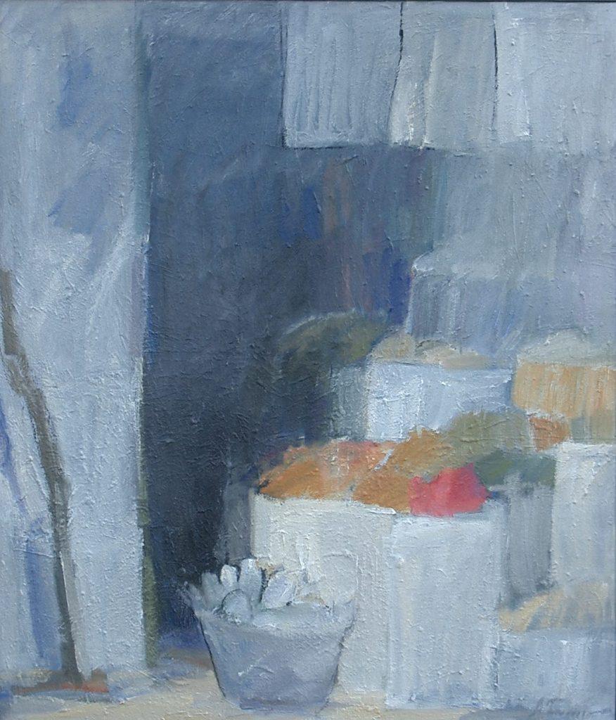 Basar, 85x100, Agneta Freccero 2006