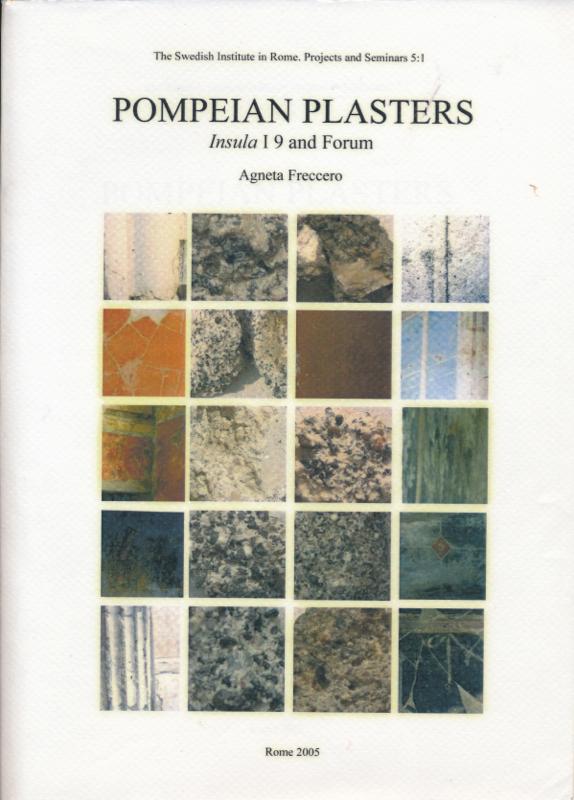 pompeian plasters 1