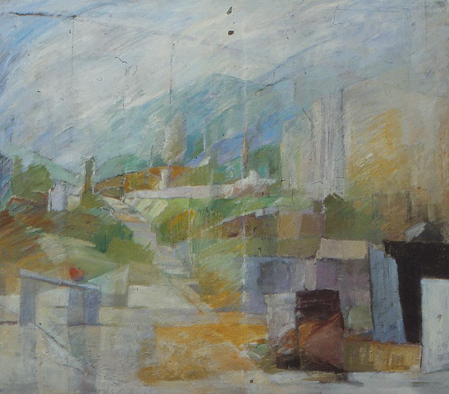 Ostia Antica 135x150, 1987