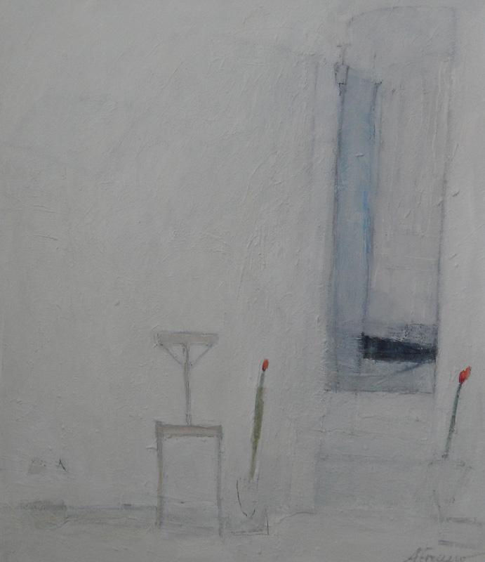 Scaletta, 85x100, Agneta Freccero 2005