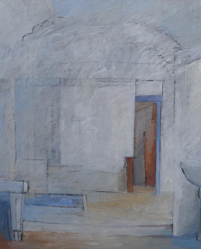 Terme suburbane, 120x150, Agneta Freccero 2007