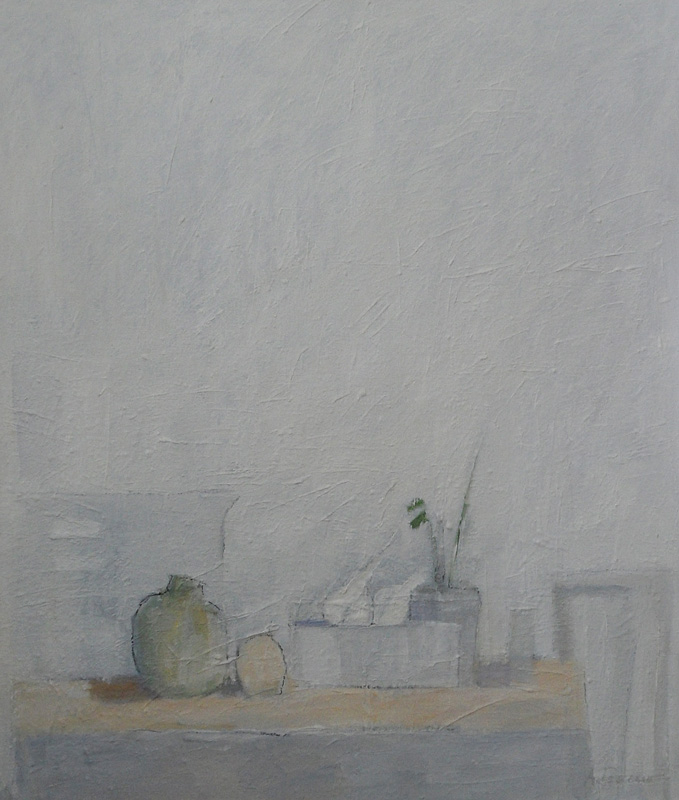 Natura morte, 85x100, Agneta Freccero 2009