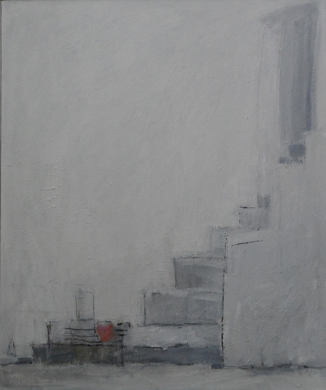 Paprika, 85x100, Agneta Freccero 2009.