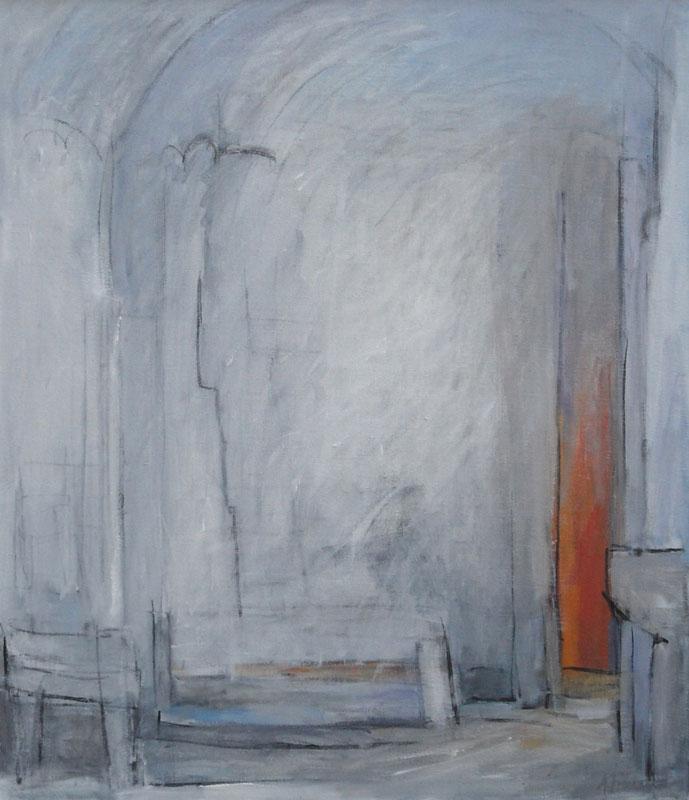 Caldarium, 85x100, Agneta Freccero 2011