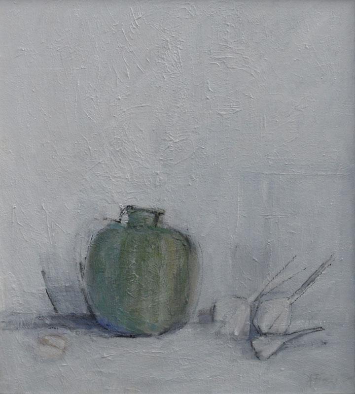 Pumpa och vitlök, Agneta Freccero 2011