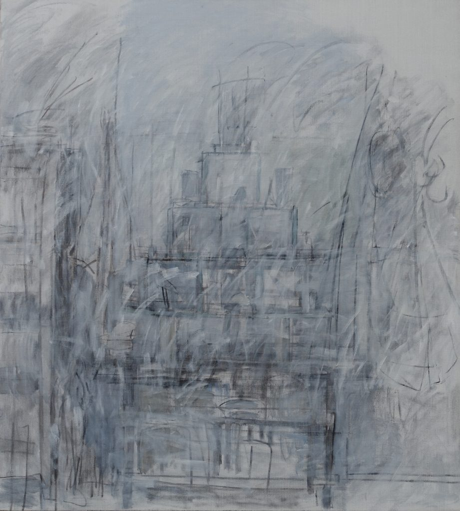 Katerdral, 135x150, Agneta Freccero 2017